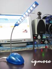 usb小台燈分享